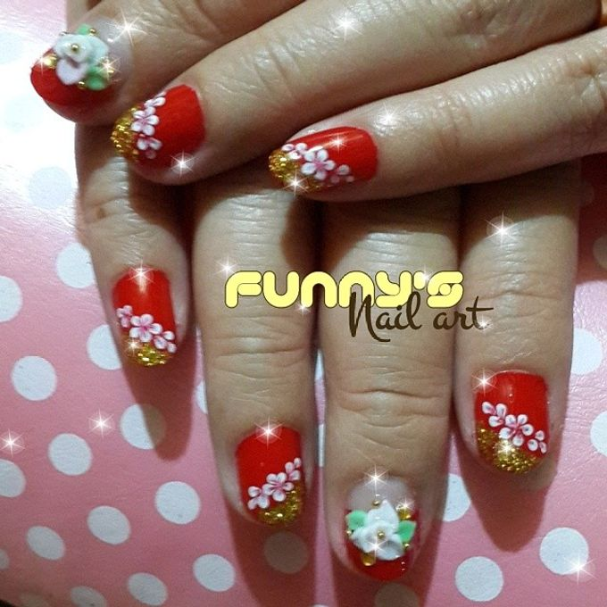 Prewedding , Sangjit by Funny's Nail art - 014