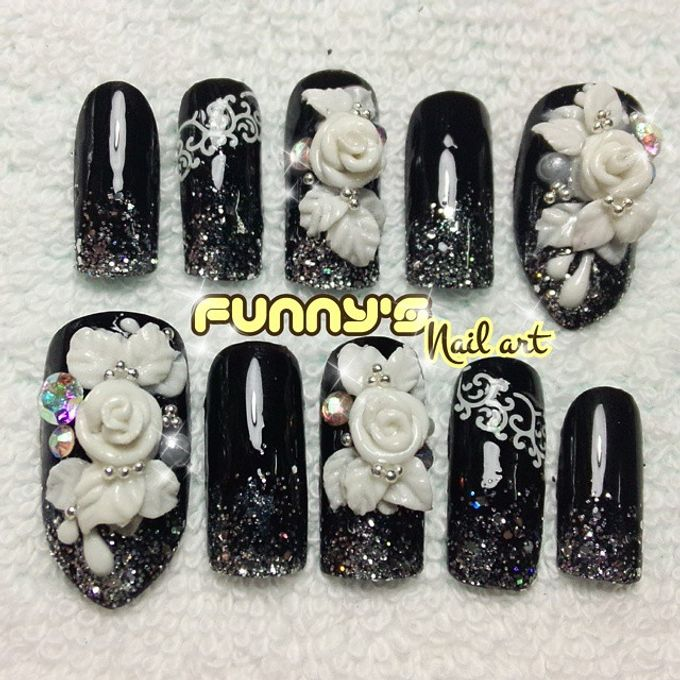 Prewedding , Sangjit by Funny's Nail art - 005