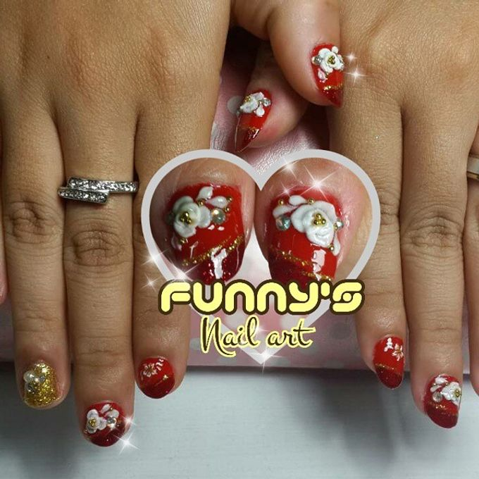 Prewedding , Sangjit by Funny's Nail art - 011