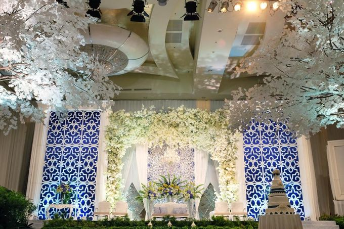 Chinoiserie Garden by Royal Design Indonesia - 006