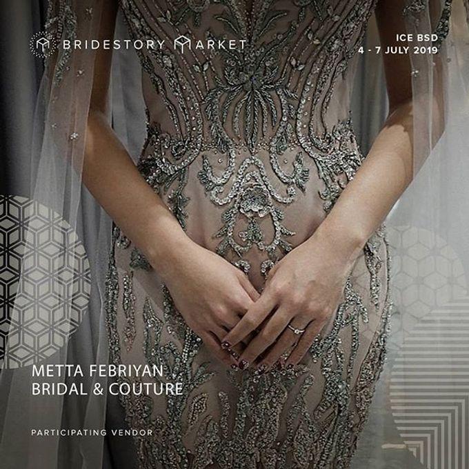 Togi & Sarah Wedding by METTA FEBRIYAN bridal & couture - 010