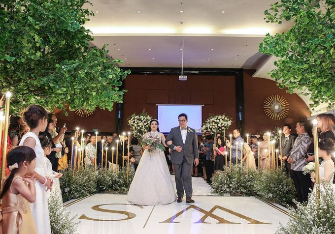 THE WEDDING OF YUDI & SHERLY by The Wedding Boutique - 018