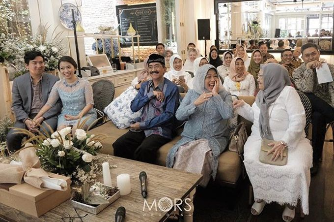 The Engagement of Arief & Scilla by MORS Wedding - 007