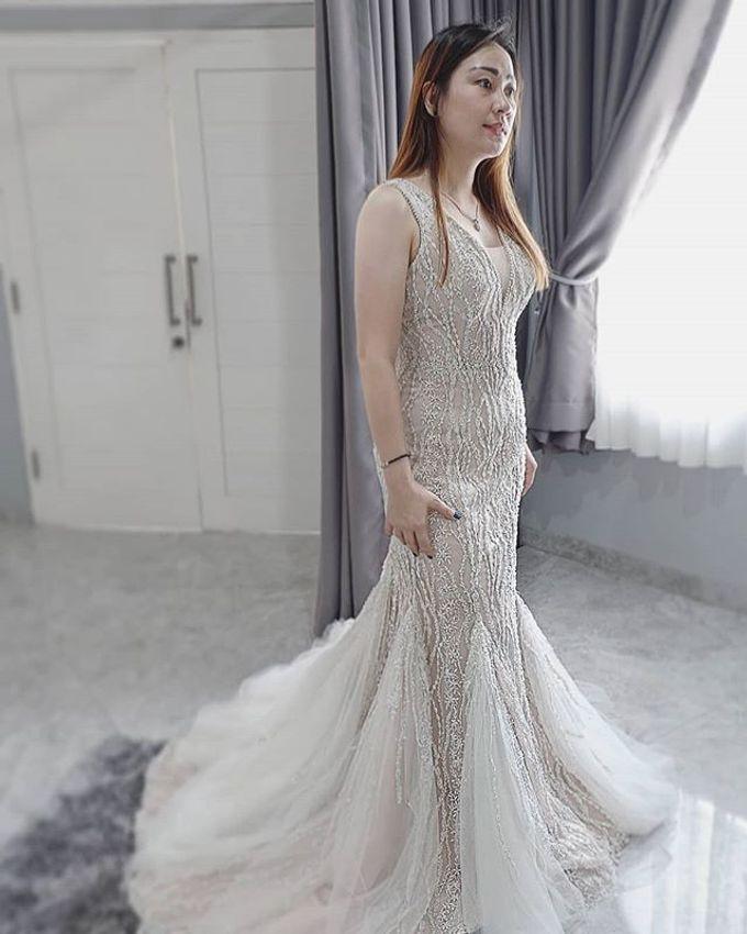 Miss Yenny Wedding by METTA FEBRIYAN bridal & couture - 002