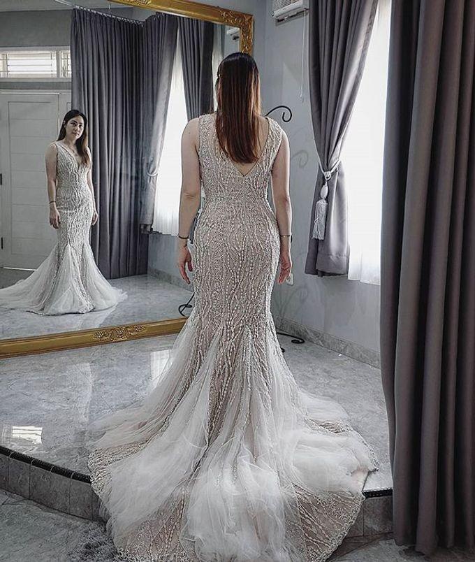Miss Yenny Wedding by METTA FEBRIYAN bridal & couture - 003
