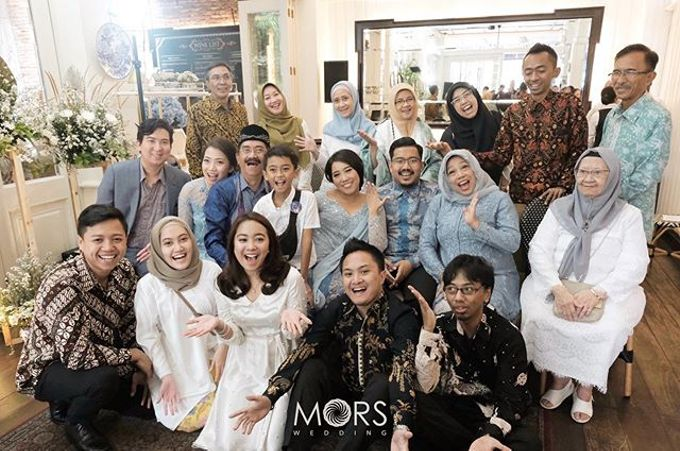 The Engagement of Arief & Scilla by MORS Wedding - 001