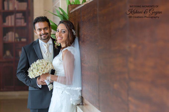 Wedding of Kishani & Gayan by DR Creations - 025