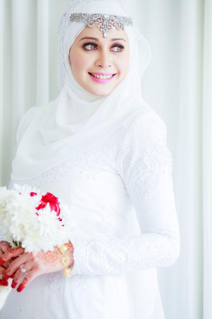 Zuhairah & Fuad by The Rafflesia Wedding & Portraiture - 047