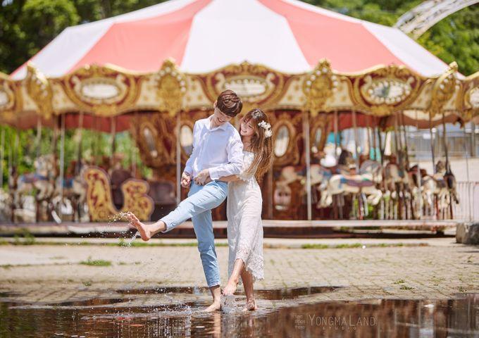 Korea Pre-Wedding Photoshoot - Studio 29 by Willcy Wedding by Willcy Wedding - Korea Pre Wedding - 037