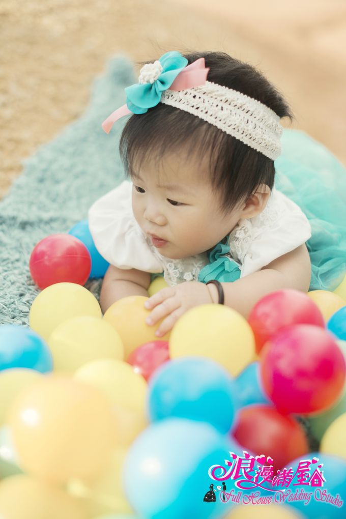 Baby Portray by Full House Wedding Studio - 011