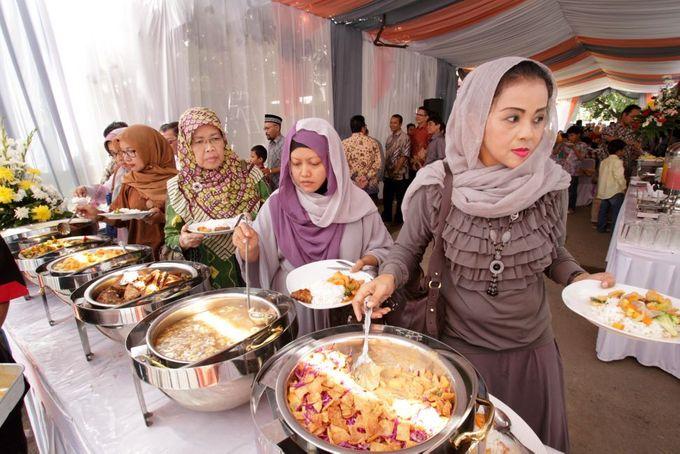 helga - iqbal (lamaran) by Link Wedding Planner - 010