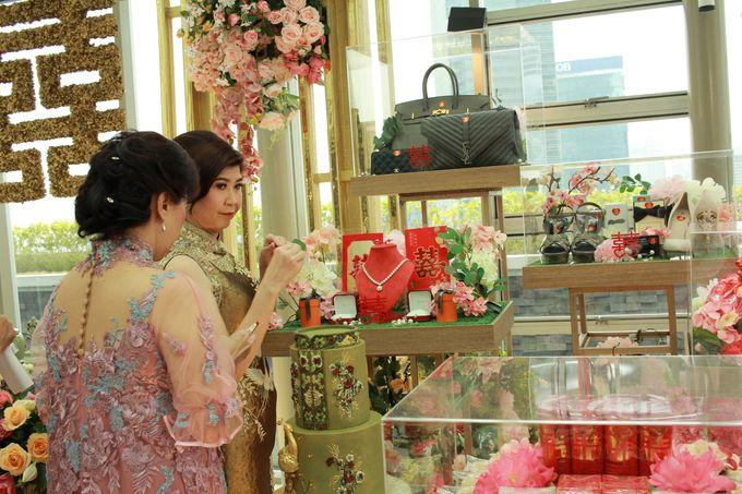 MC Sangjit & MC EngagementnThe Glass Terrace Grand Hyatt Jakarta  By Double V Entertainment by Anthony Stevven - 007