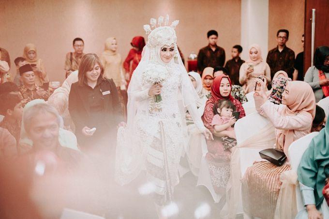 The Wedding of Dedy & Imda by Khayim Beshafa One Stop Wedding - 010