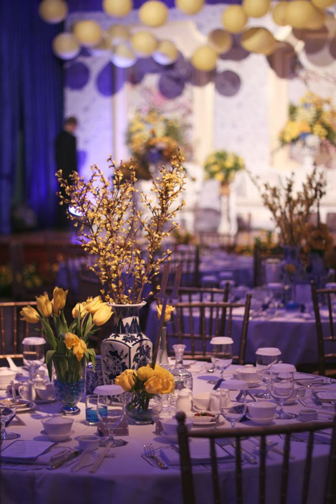 Chinoiserie Wedding by Pea and Pie - 012