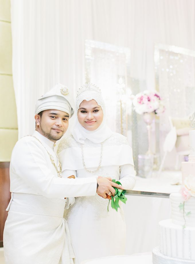 Sharifah Zarah Hanis & Alif Fitri by ankl.co | Lifestyle & Wedding Photography - 009