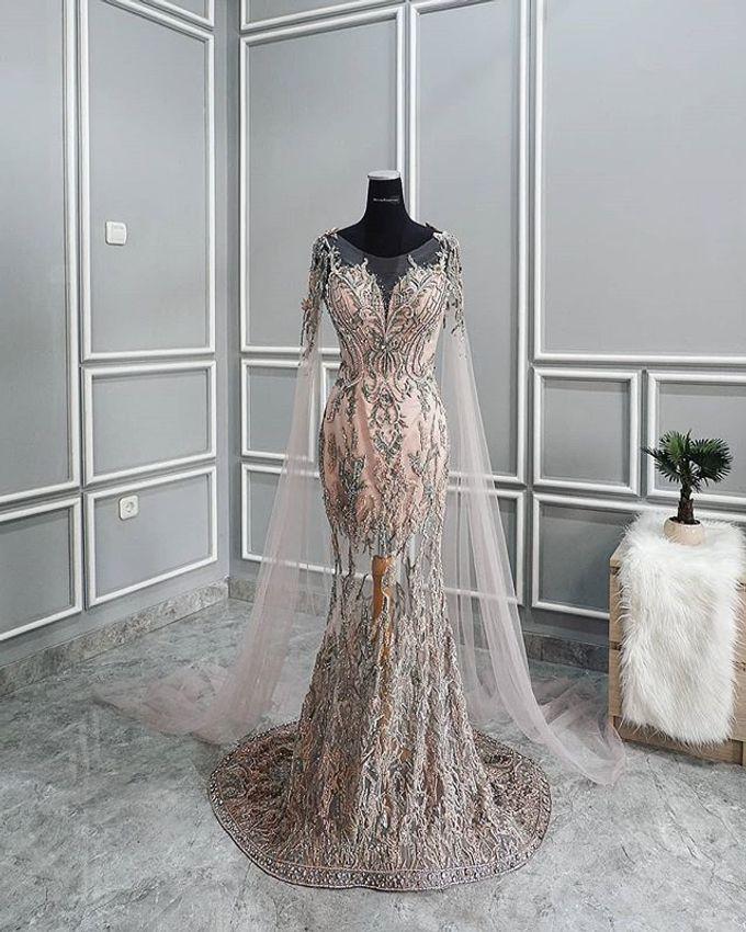 Togi & Sarah Wedding by METTA FEBRIYAN bridal & couture - 001