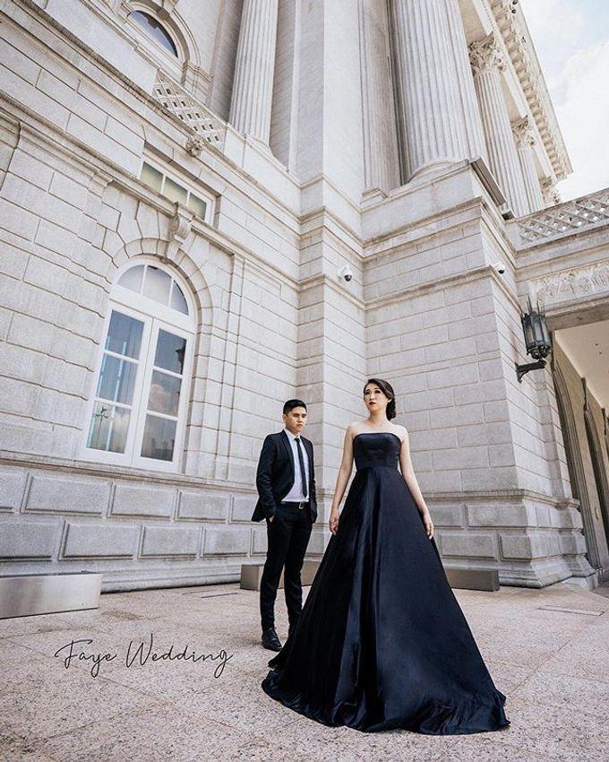 Aldi & Annet  by Faye Wedding - 001