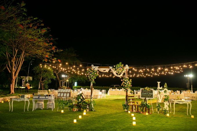 Rizal & Rika Wedding by Holiday Inn Resort Baruna Bali - 001