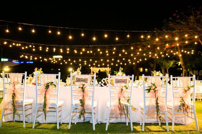 Rizal & Rika Wedding by Holiday Inn Resort Baruna Bali - 007