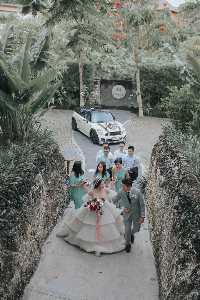 Sally and Randy Wedding by All Season Surabaya Photo by KAMAYA BALI - 008