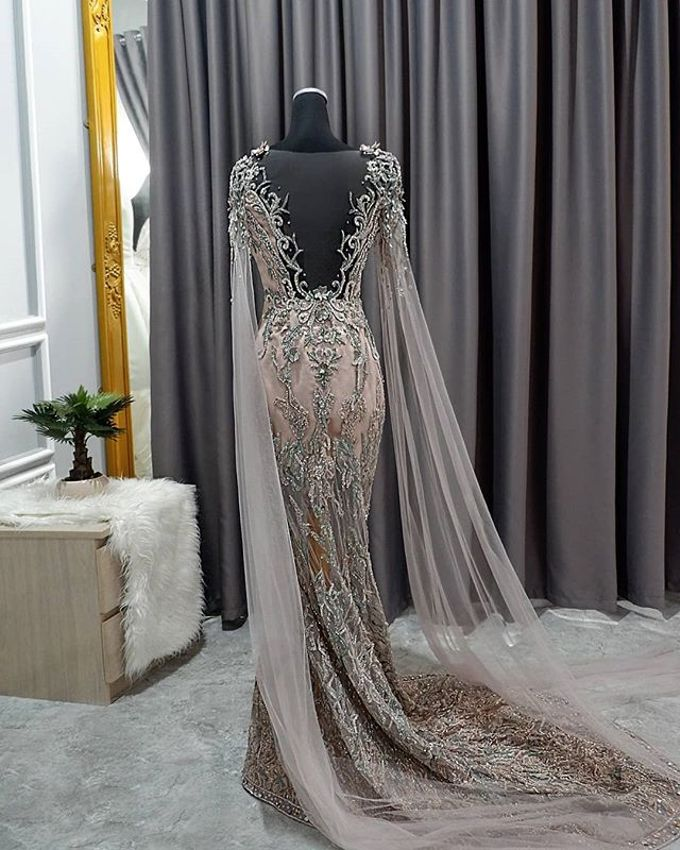 Togi & Sarah Wedding by METTA FEBRIYAN bridal & couture - 007