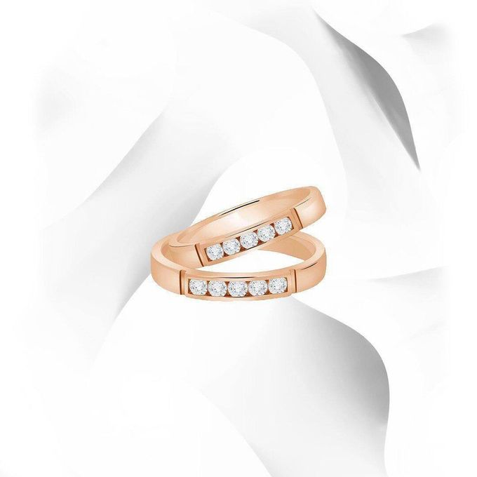 Wedding Ring Collection by THE PALACE Jeweler - 010