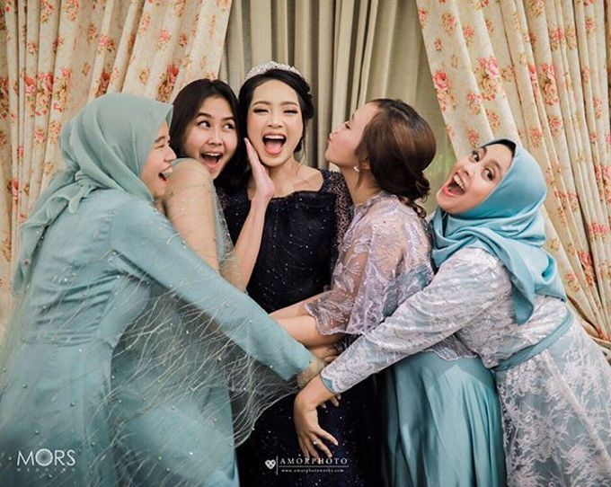 The Wedding of Priska & Adil by MORS Wedding - 012