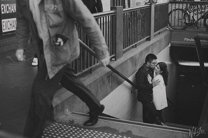 Rendy + Sity: Melbourne, I'm in Love by Wiki Lee - 008