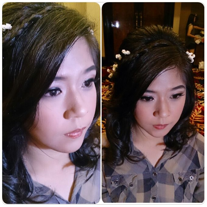 Before After Make up by Monika Sujono Make Up Artist - 034