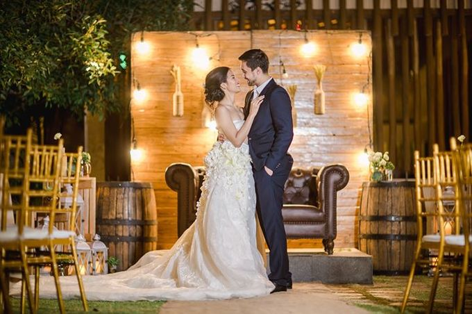 Wedding Editorial - Xavier and Catrhina by Love And Other Theories - 050