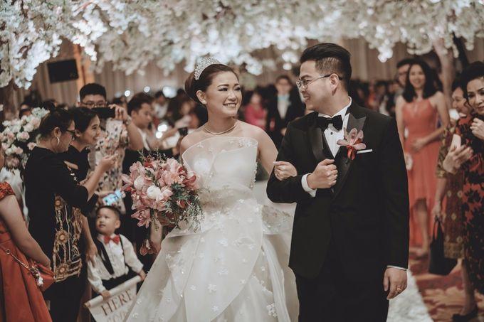 Anton & Cynthia Wedding Day by Mimi kwok makeup artist - 025