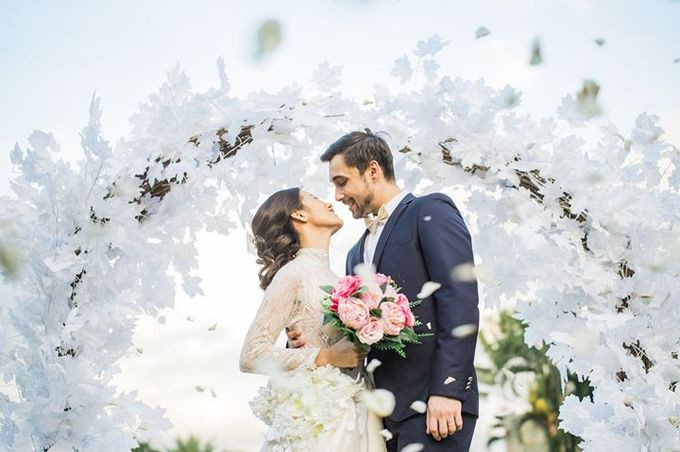 Wedding Editorial - Xavier and Catrhina by Love And Other Theories - 040