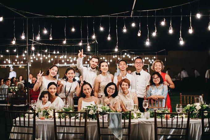 Reception Set Up by Million Rose Event Bali - 002