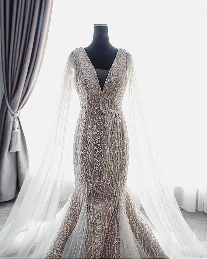 Miss Yenny Wedding by METTA FEBRIYAN bridal & couture - 001