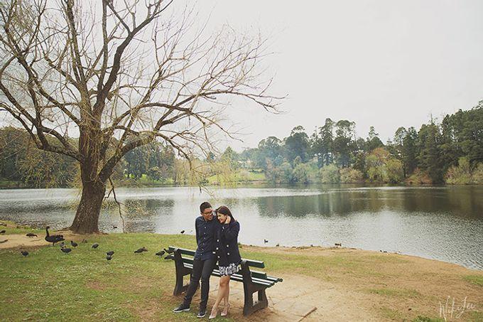 Rendy + Sity: Melbourne, I'm in Love by Wiki Lee - 021
