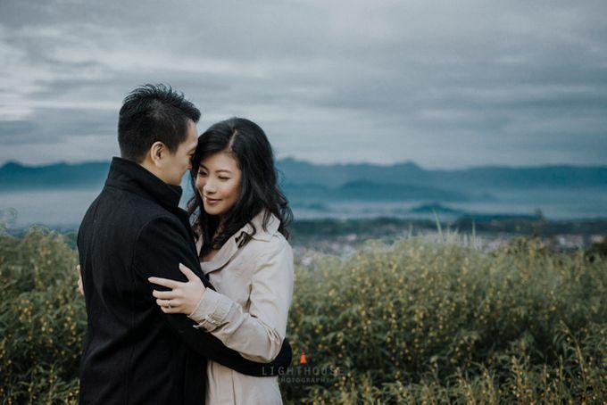 Prewedding of Mark and Vina, Bandung by Lighthouse Photography - 001