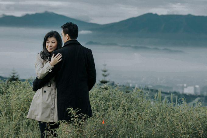 Prewedding of Mark and Vina, Bandung by Lighthouse Photography - 003
