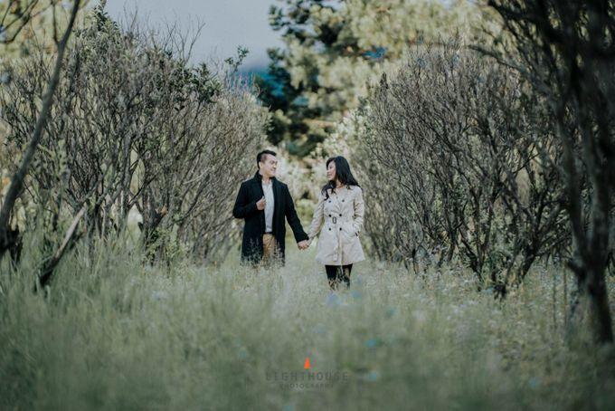 Prewedding of Mark and Vina, Bandung by Lighthouse Photography - 004