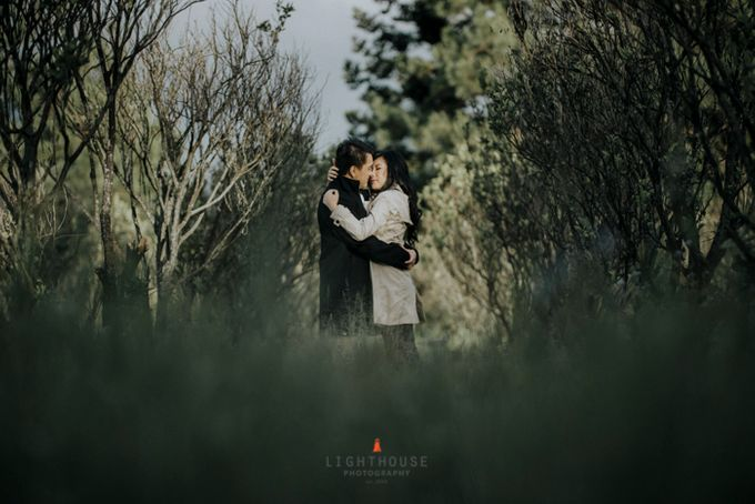 Prewedding of Mark and Vina, Bandung by Lighthouse Photography - 006