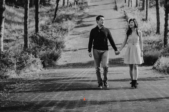 Prewedding of Mark and Vina, Bandung by Lighthouse Photography - 012