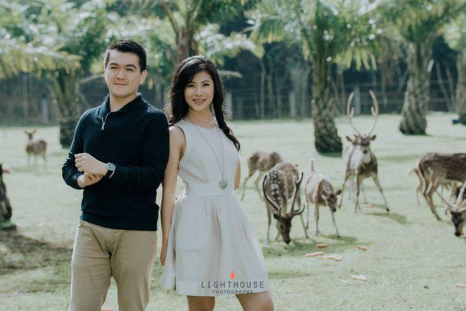 Prewedding of Mark and Vina, Bandung by Lighthouse Photography - 014
