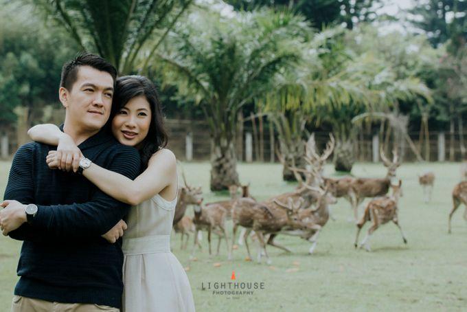 Prewedding of Mark and Vina, Bandung by Lighthouse Photography - 015