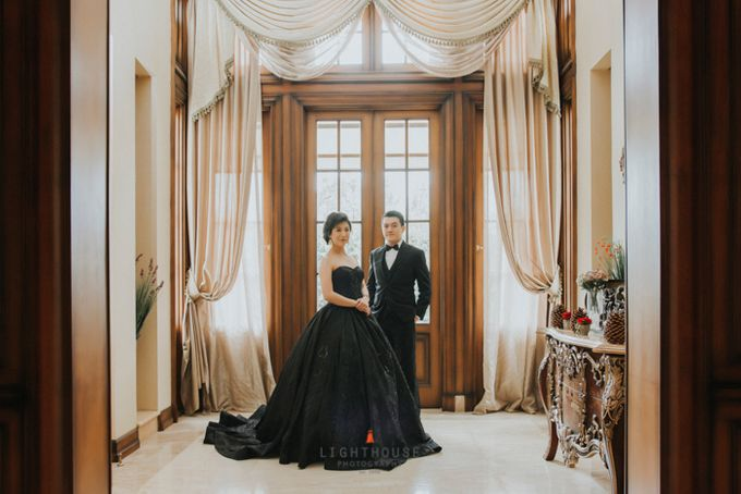Prewedding of Mark and Vina, Bandung by Lighthouse Photography - 016