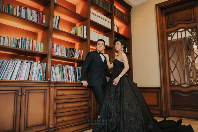 Prewedding of Mark and Vina, Bandung by Lighthouse Photography - 019