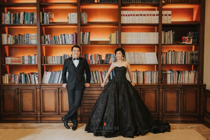 Prewedding of Mark and Vina, Bandung by Lighthouse Photography - 020