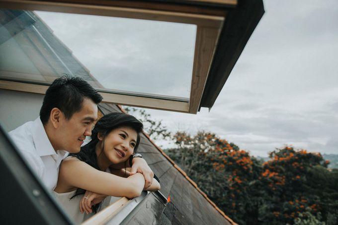Prewedding of Mark and Vina, Bandung by Lighthouse Photography - 024