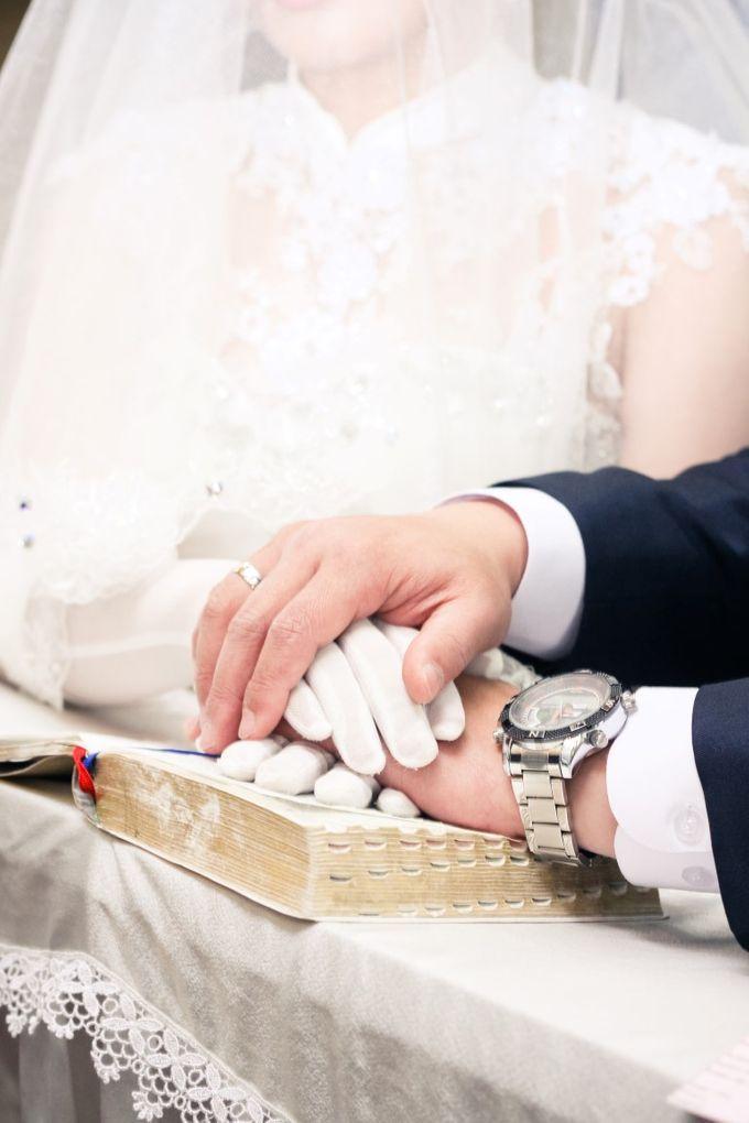 wedding day by Xin-Ai Bride - 033