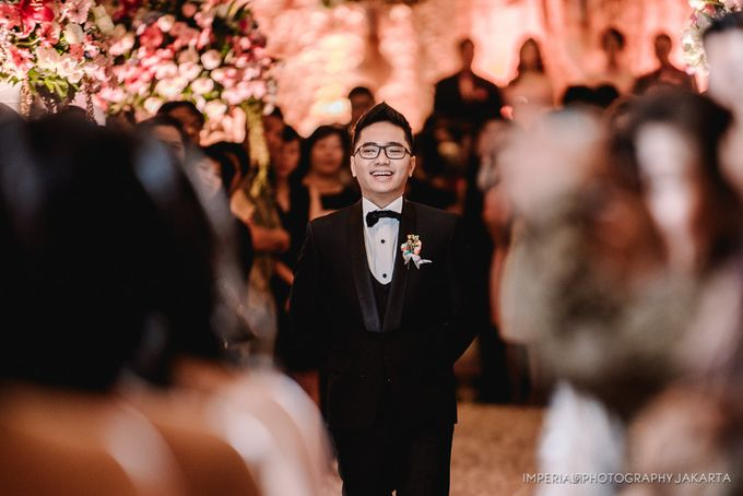 Yonathan & Dina Wedding by Imperial Photography Jakarta - 046