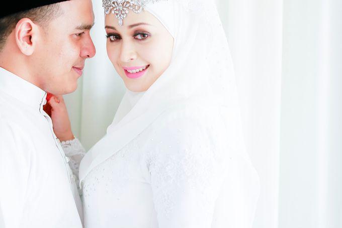 Zuhairah & Fuad by The Rafflesia Wedding & Portraiture - 048