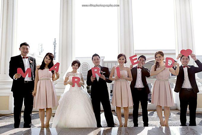 Wedding of Johan & Ervina by V-lite Photography - 008